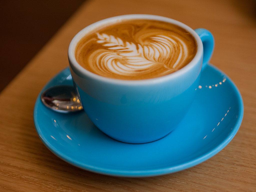 Il caffellatte, bevanda al latte e caffè