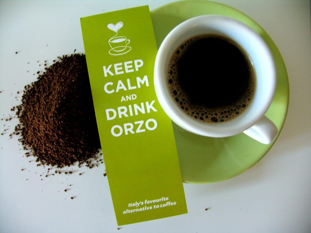 Caffè d'orzo, il sostituto del caffè Espresso
