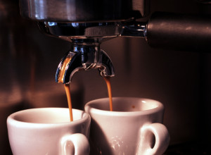 Il caffè espresso da bar
