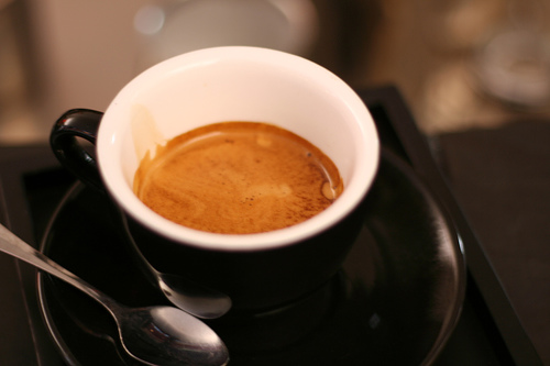 Caff espresso italiano preparazione caff espresso - Diversi tipi di caffe ...