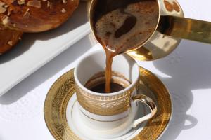 Il caffè alla greca