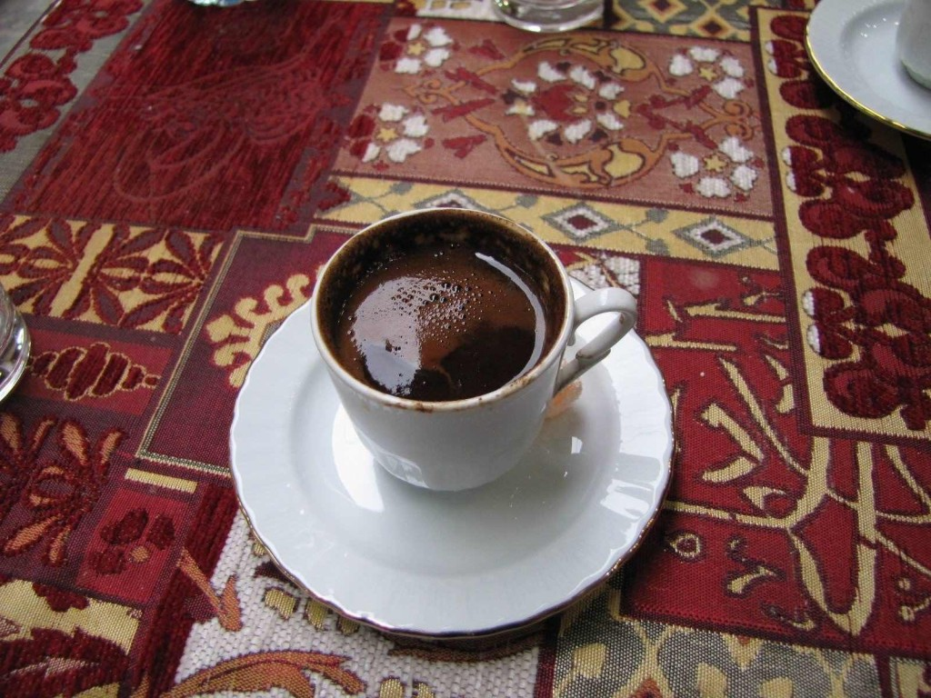 Il caffè turco