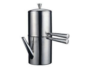 Ilsa caffettiera napoletana inox