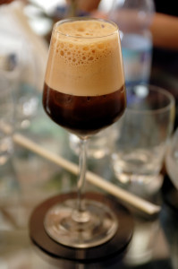 Caffè shakerato italiano
