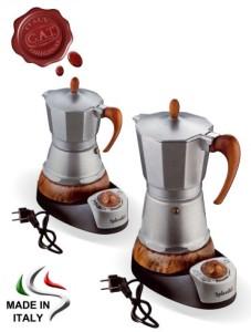 Caffettiera Gat splendita elettrica