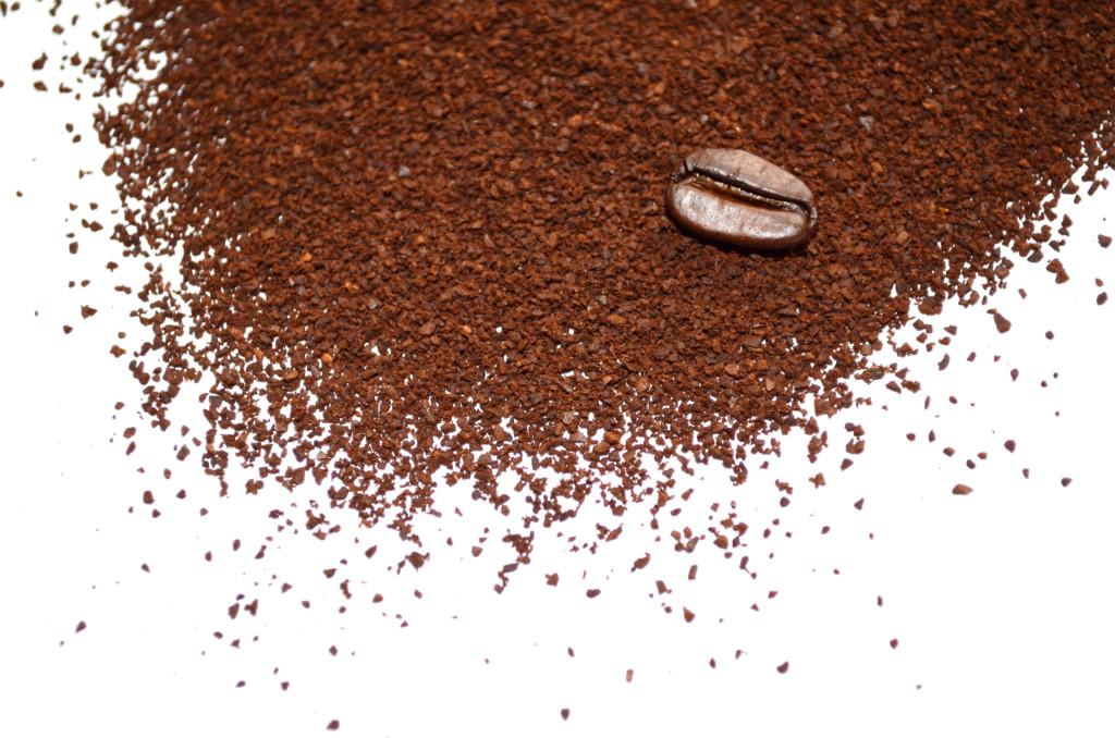 Il caffè macinato