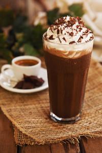 Frappe al caffè