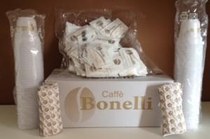 Caffè Bonelli set