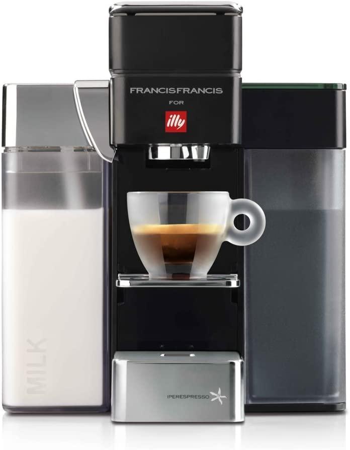 Illy Y5 Milk Espresso Coffee Recensioni Opinione Prezzo