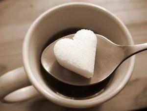 Caffè e zucchero