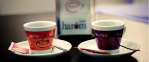 caffé Harom screen
