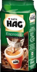 caffe hag espresso recensione