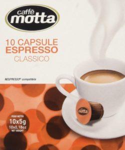 Capsule Caffè Motta