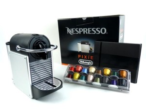 caffe nespresso screen