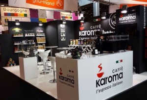 caffe karoma screen