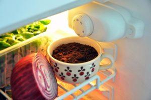fondi caffe screen frigo