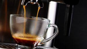 Tazzina espresso vetro