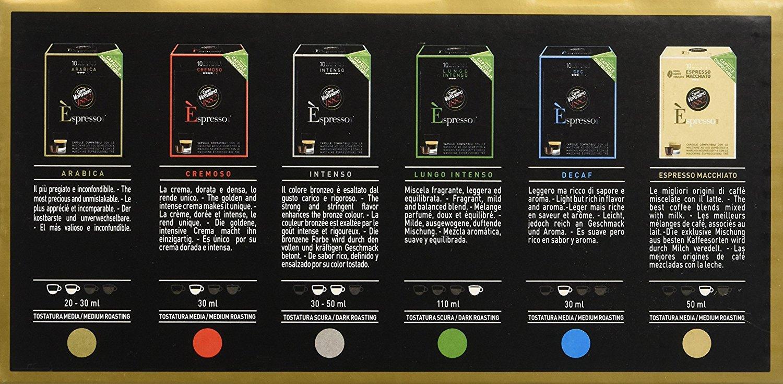 Nespresso Compatibili Vergnano