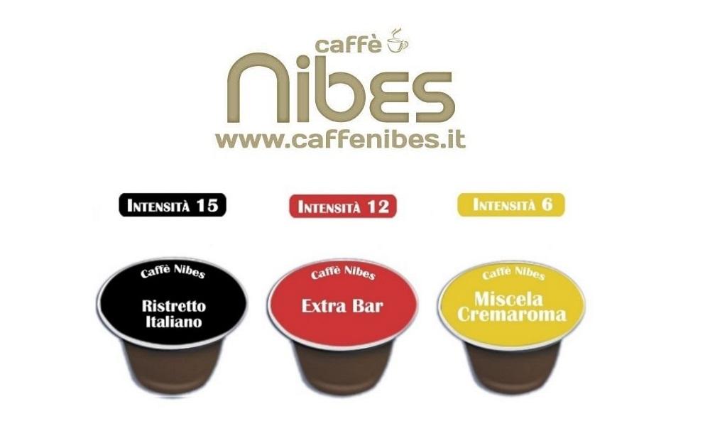 Caffe Nibes prodotti