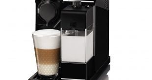 Nespresso Lattissima De Longhi EN550 screen