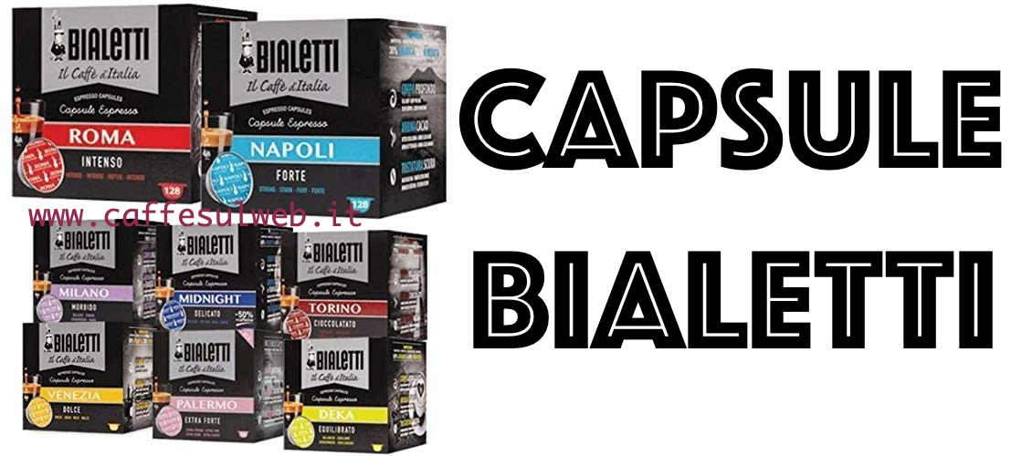 Capsule Bialetti Recensioni Opinione Prezzo