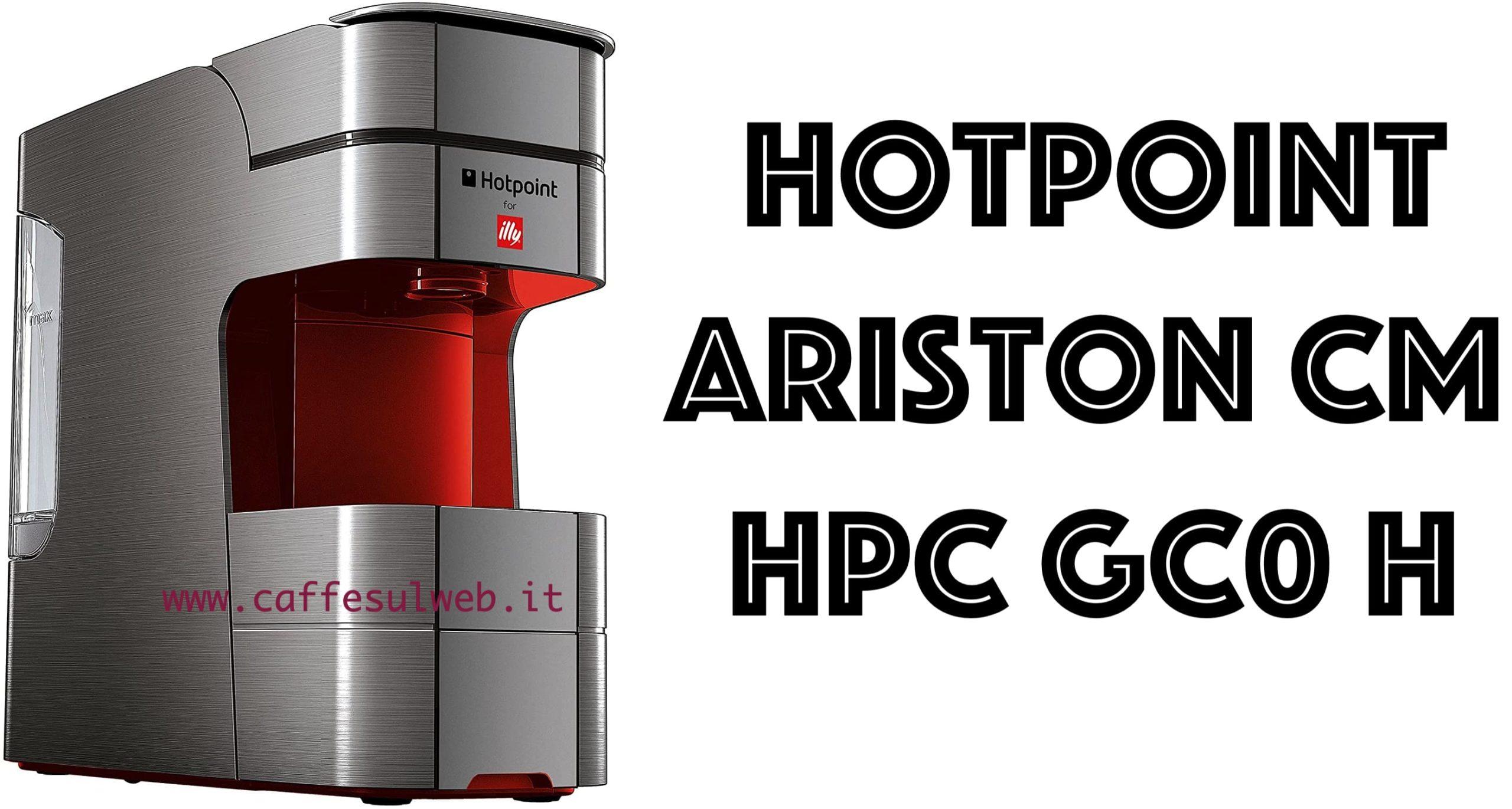 Hotpoint Ariston CM HPC GC0 H Recensioni Opinione Prezzo