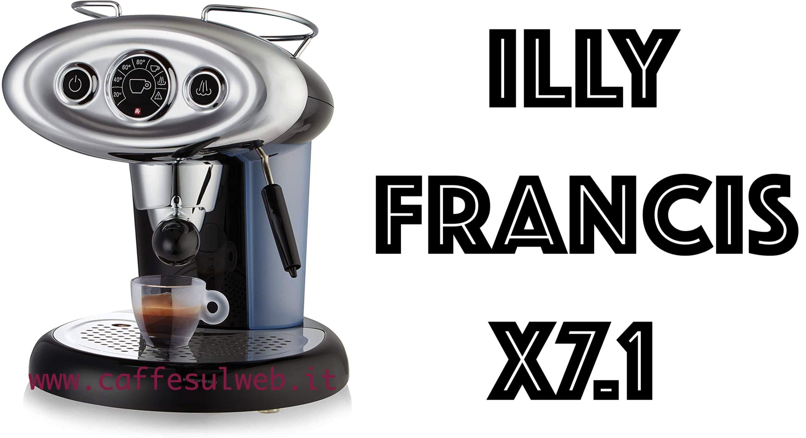 Illy Francis X7 1 Recensioni Opinione Prezzo