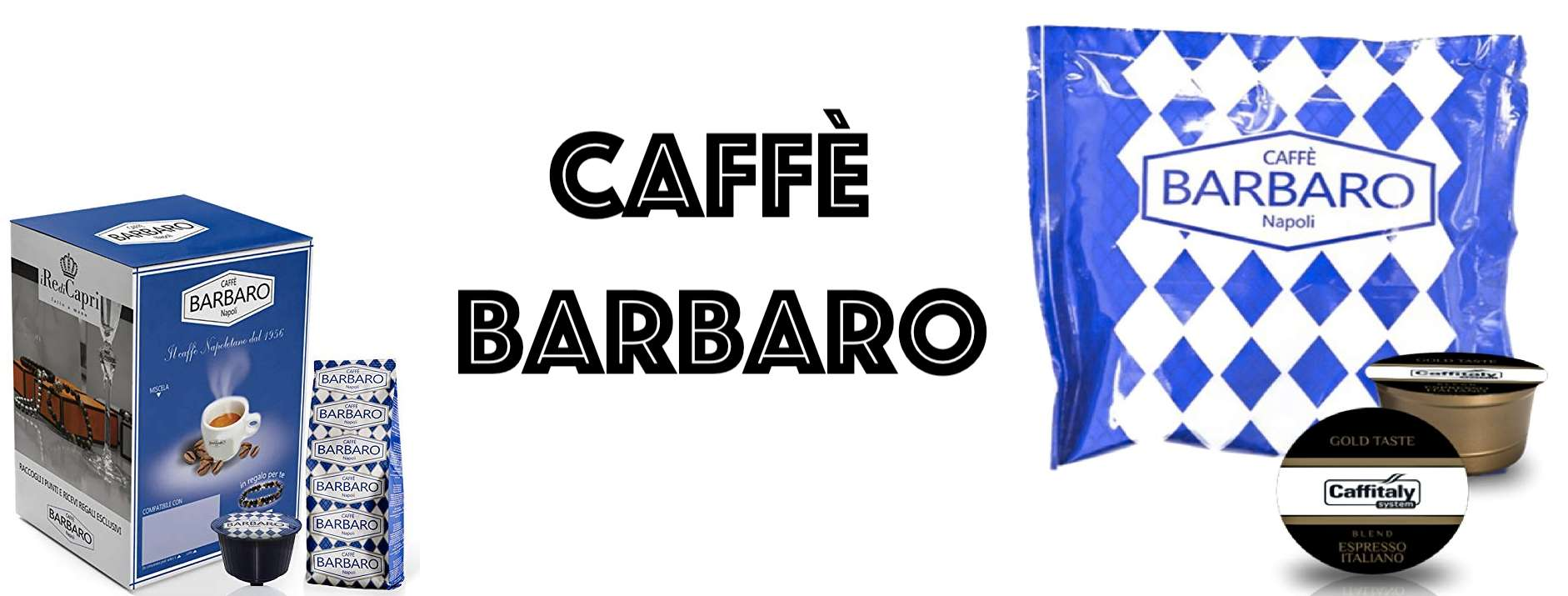 Caffe Barbaro cialda capsula