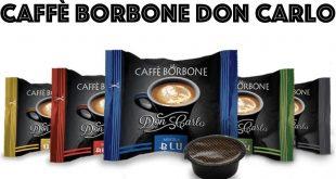 Caffe Borbone Don Carlo miscele capsula compatibili Lavazza a Modo Mio