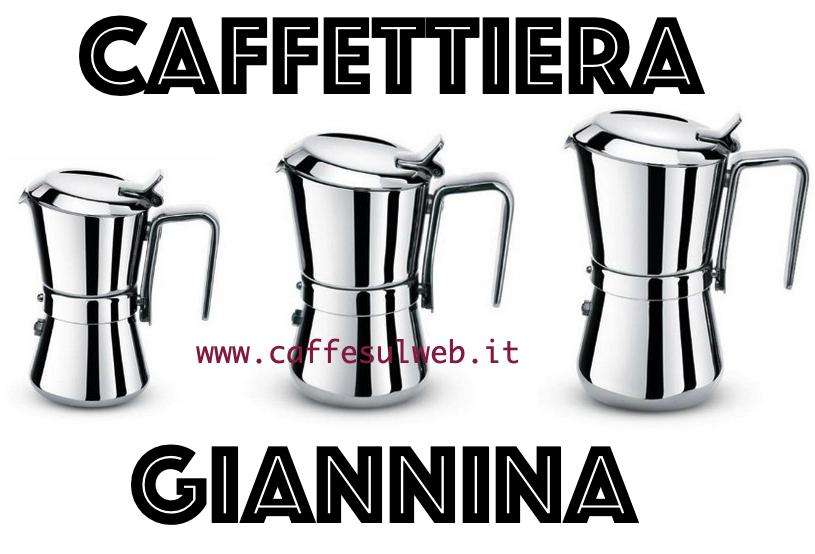 Caffettiera Giannina Recensioni Opinione Prezzo