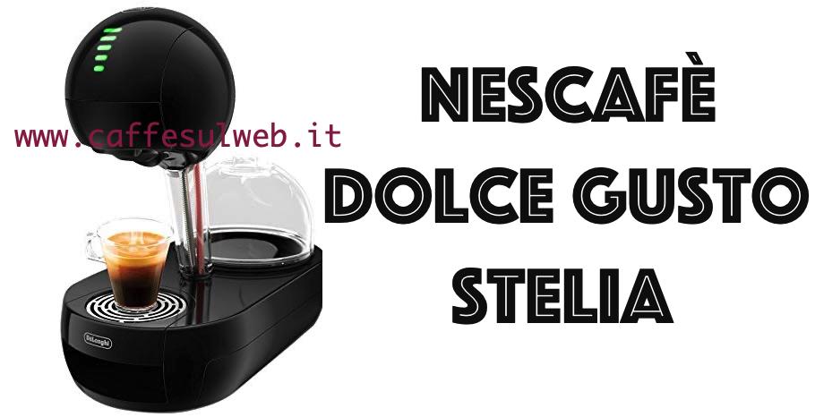 NESCAFE DOLCE GUSTO Stelia EDG635.B recensione opinione prezzo